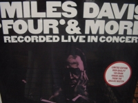 """Miles Davis, Four & More - 180 Gram - CURRENTLY SOLD OUT"" - Product Image"