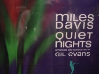 """Miles Davis, Quiet Nights - 180 Gram"" - Product Image"