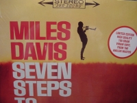 """Miles Davis, Seven Steps to Heaven"" - Product Image"