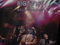 """Big Twist and the Mellow Fellows, Live From Chicago! Bigger than Life!! - Original Release"" - Product Image"