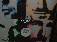 """U2, Pop - 2 LP Set with Gatefold Cover - Original 1997 Release"" - Product Image"