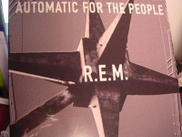 """R.E.M., Automatic for the People"" - Product Image"