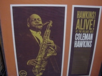 """Coleman Hawkins, Alive at the Village Gate (low #'s 200 & below)"" - Product Image"