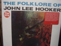 """John Lee Hooker, The Folklore of John Lee Hooker - 180 Gram - CURRENTLY SOLD OUT"" - Product Image"