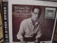 """Bill Evans Trio, Sunday at the Village Vanguard - Super Audio CD"" - Product Image"