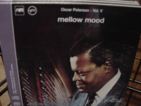 """Oscar Peterson, Exclusively For My Friends, Volume V: Mellow Mood - Factory Sealed MFSL SACD"" - Product Image"
