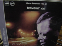 """Oscar Peterson, Exclusively For My Friends, Volume VI: Travelin' On - Factory Sealed MFSL SACD"" - Product Image"