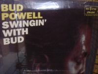 """Bud Powell, Swingin' with Bud"" - Product Image"