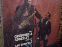 """Cannonball Adderley, In San Francisco"" - Product Image"