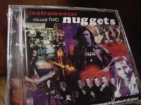 """""""Various Artists, Instrumental Nugget CD Volume 2"""" - Product Image"""