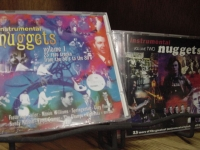 """""""Various Artists, Instrumental Nugget CD, Volume 1"""" - Product Image"""