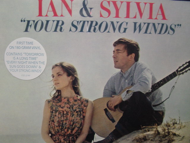 """Ian & Sylvia, Four Strong Winds - CURRENTLY SOLD OUT"" - Product Image"