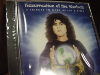 """Resurrection Of The Warlock, A Tribute To Marc Bolan & T Rex"" - Product Image"