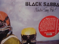 """Black Sabbath, Never Say Die - 180 Gram"" - Product Image"