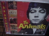 """The Animals, The E.P. Collection"" - Product Image"