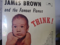 """James Brown, Think!"" - Product Image"