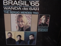 """Sergio Mendes & Brasil '65, Brasil '65 Is Here (featuring Wanda De Sah) - Not Sealed"" - Product Image"