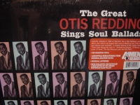 """Otis Redding, The Great Otis Redding Sings Soul Ballads - 180 Gram"" - Product Image"