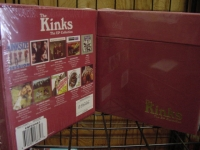 """""""The Kinks, The EP Collection - Limited Edition Numbered 10 CD Box Set - CURRENTLY OUT OF STOCK"""" - Product Image"""