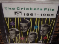 """The Crickets, The Crickets File 1961-1965"" - Product Image"
