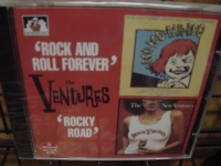 """The Ventures, Rock And Roll Forever & Rocky Road (2 LPs in 1 CD)"" - Product Image"