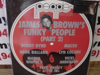 """James Brown, Funky People Part 2 - Double LP - 180 Gram- CURRENTLY SOLD OUT"" - Product Image"