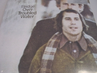 """Simon & Garfunkel, Bridge Over Troubled Water (limited stock) - Silver Sticker"" - Product Image"