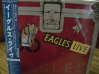 """The Eagles, Live (2 CDs) OBI"" - Product Image"
