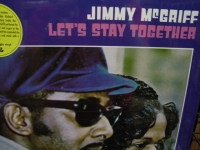 """Jimmy McGriff, Let's Stay Together - 180 Gram Vinyl"" - Product Image"