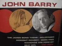 """John Barry, The Best Of The EMI Years - 180 Gram"" - Product Image"