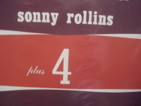 """Sonny Rollins, Plus 4 - 45 Speed 180 Gram Vinyl #138"" - Product Image"