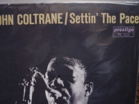 """John Coltrane, Settin' The Pace (low #140 pressing)"" - Product Image"