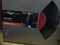 """Miles Davis, Kind Of Blue (vinyl replica CD)"" - Product Image"