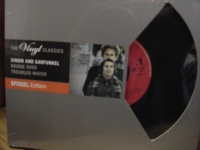 """Simon & Garfunkel, Bridge Over Troubled Water (vinyl replica CD)"" - Product Image"