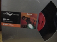 """Meat Loaf, Bat Out Of Hell (vinyl replica CD)"" - Product Image"