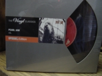 """Pearl Jam, VS (vinyl replica CD)"" - Product Image"
