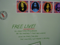 """Free, Live - 180 Gram"" - Product Image"
