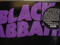 """Black Sabbath, Master Of Reality - 180 Gram - CURRENTLY OUT OF STOCK"" - Product Image"