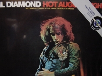"""Neil Diamond, Hot August Night (2 LPs) - 180 Gram"" - Product Image"