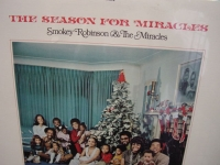 """Smokey Robinson & the Miracles, The Season For Christmas"" - Product Image"