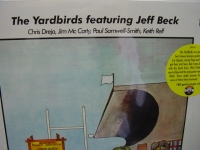 """The Yardbirds featuring Jeff Beck, London - New York - Memphis - Chicago"" - Product Image"