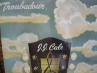 """J.J. Cale, Troubadour - 180 Gram - CURRENTLY SOLD OUT"" - Product Image"