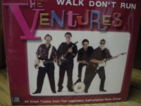 """The Ventures, Walk Don't Run (3 CDs Box Set"" - Product Image"