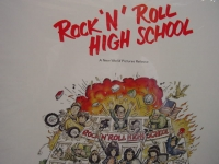 """The Ramones, Rock 'N' Roll High School"" - Product Image"