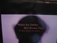 """Bill Evans, Waltz For Debby"" - Product Image"