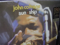 """John Coltrane, Sun Ship"" - Product Image"