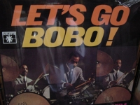 """Willie Bobo, Let's Go Bobo!"" - Product Image"