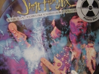 """Jimi Hendrix, Live At The L.A. Forum Concert Vol 2"" - Product Image"