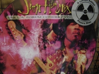 """Jimi Hendrix, Live At The L.A. Forum Concert Vol 1 v- Last Copy"" - Product Image"