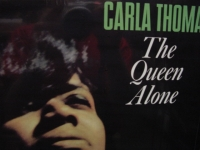 """Carla Thomas, The Queen Alone - 180 Gram"" - Product Image"